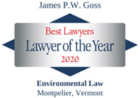 James P.W. Goss - Best Lawyers of the Year - 2020