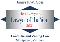 James P.W. Goss - Best Lawyers of the Year - 2021
